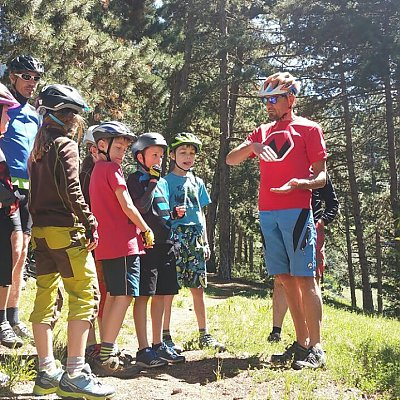 Junior Bike Camp by Südtirolbike