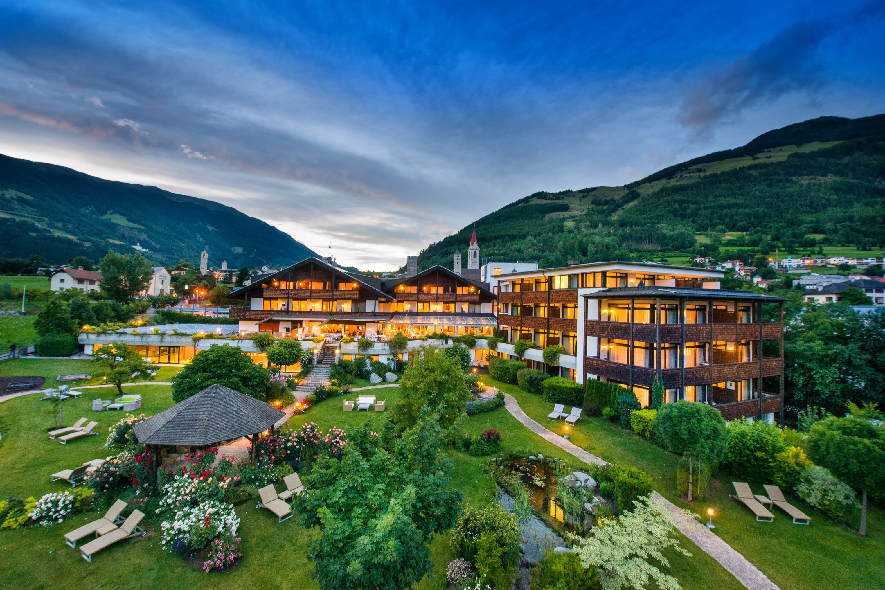 ****S Beauty& Wellnes Resort Garberhof