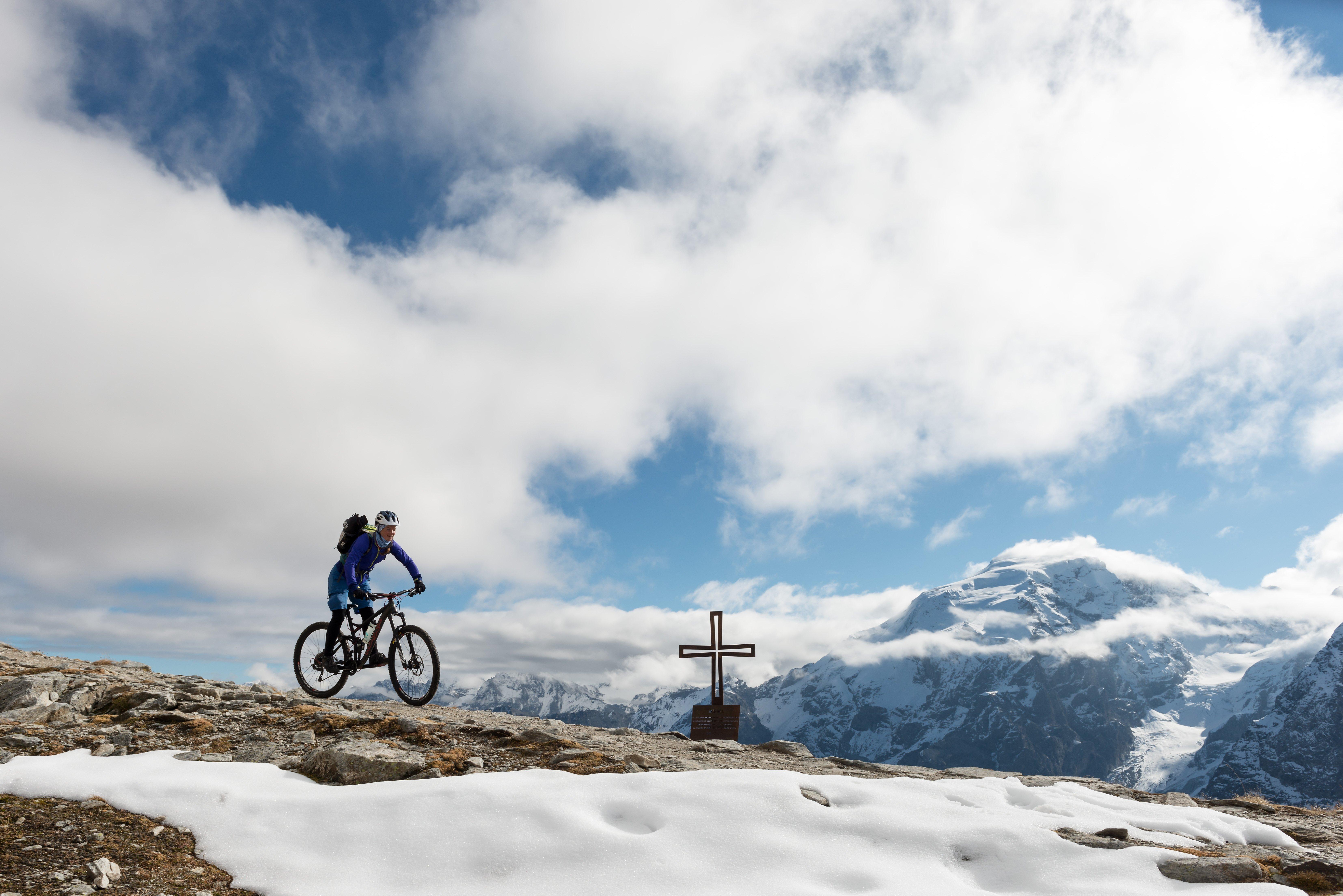 Biketour Die Besten Trails Im Oberen Vinschgau