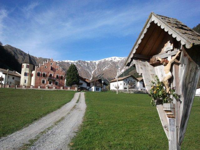 Nr. 009 Obervinschger Panoramatour