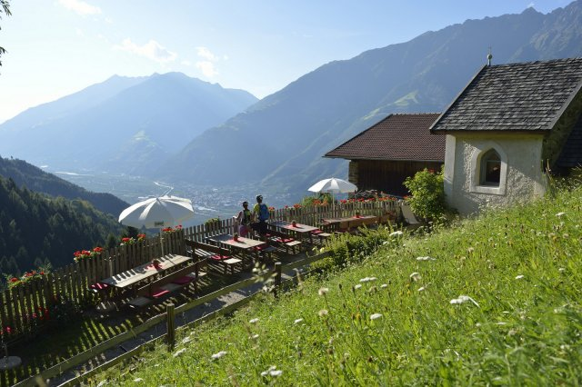 Tagesspecial...Vinschger Trailtour mit Holy Hansen Trail