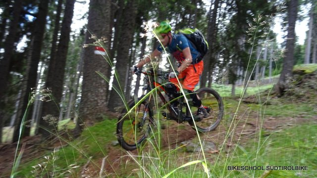 Trail Experience. For beginners