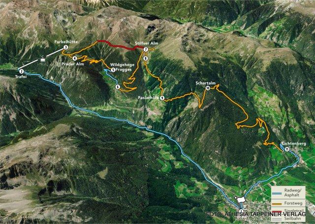 Nr. 033 Easy-Stifserjoch-Nationalpark-Tour