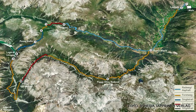 Nr. 018 Passo Gallo