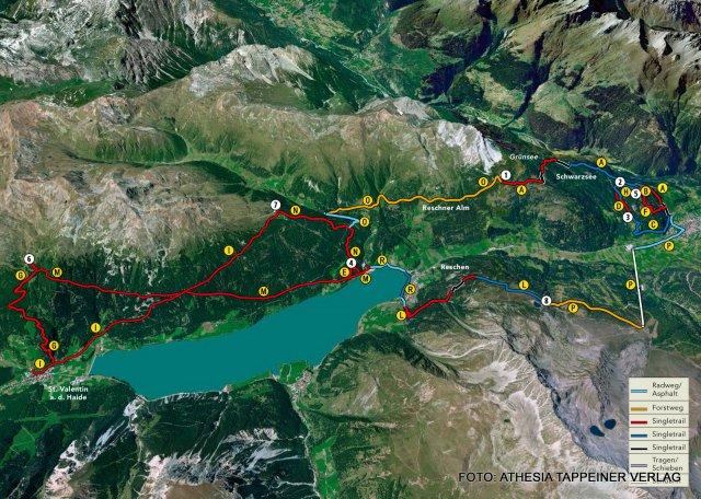 Nr. 001 3-Länder - Enduro - Trails