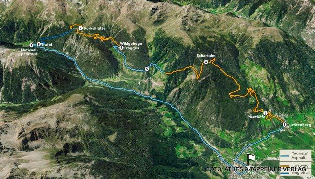 Nr. 034 Tour im Nationalpark Stilfserjoch