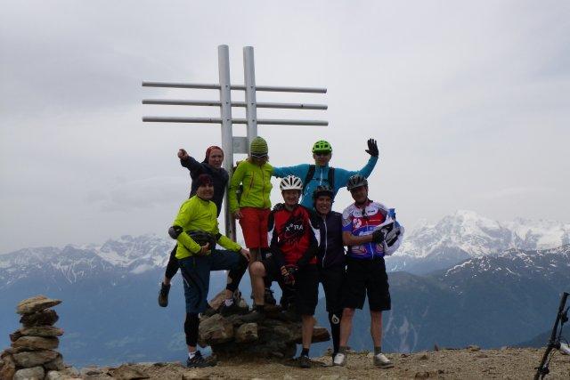 Nr. 028 Gipfelbiketour zur Watlesspitze