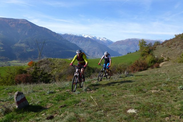 Vinschger Trailtour mit Propain Trail am Nachmittag (Basic)