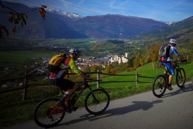 Nr. 015 Vinschger-Sonnensaitn-Trail-Tour