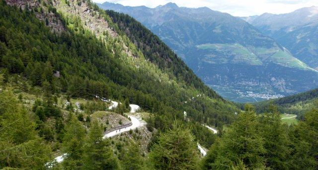 Nr. 042 Göflaner Marmorbruch mit Holy Hansen Trail