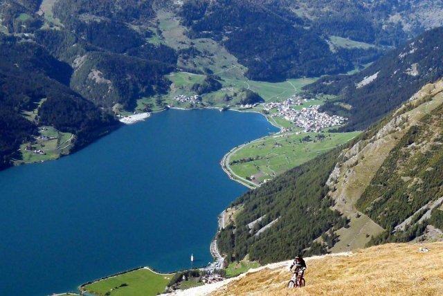 Tagesspecial...3-Länder Enduro Trails am Reschenpass