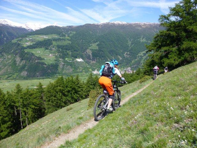 3 Tage Trail Camp Vinschgau *