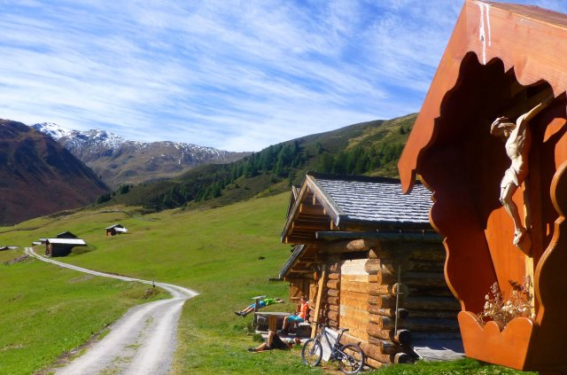 Vinschger Trailtour Easy